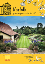 NGS Norfolk Leaflet Cover