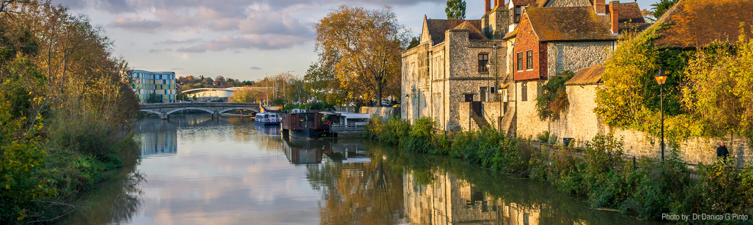 Visit Maidstone in the Heart of Kent - TIC Topup